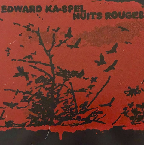 KA-SPEL, EDWARD & NUITS ROUGES - Midnight Pharmacy