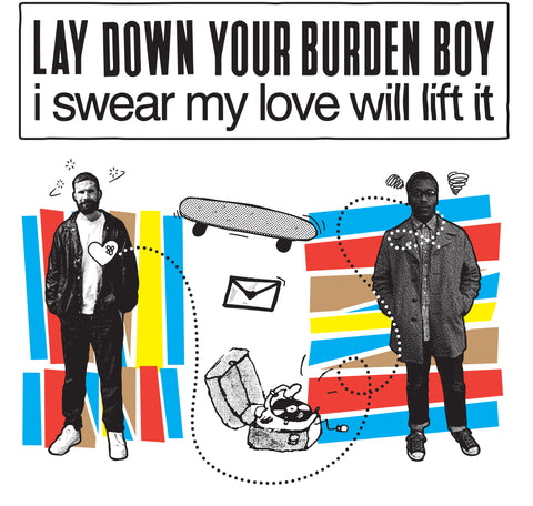 PURNELL, BRONTEZ & JASON KENDIG - Lay Down Your Burden Boy