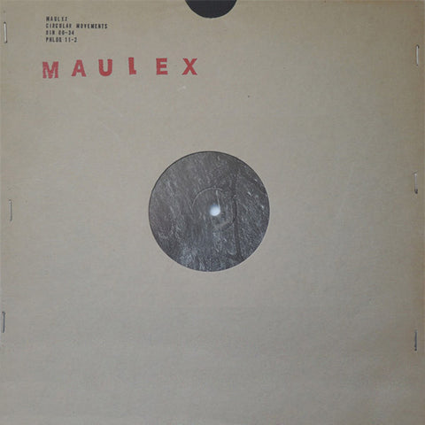 MAULEX - Circular Movements