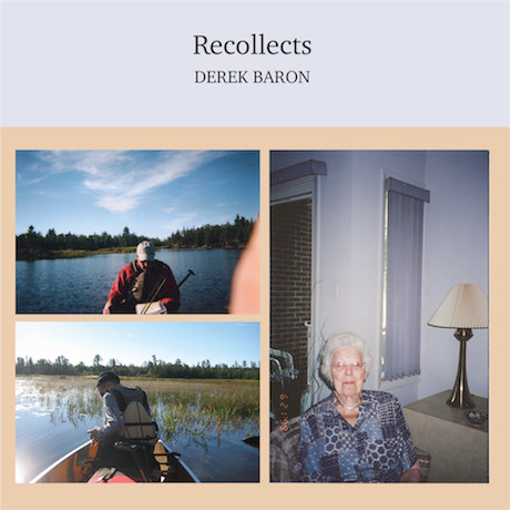 BARON, DEREK - RECOLLECTS