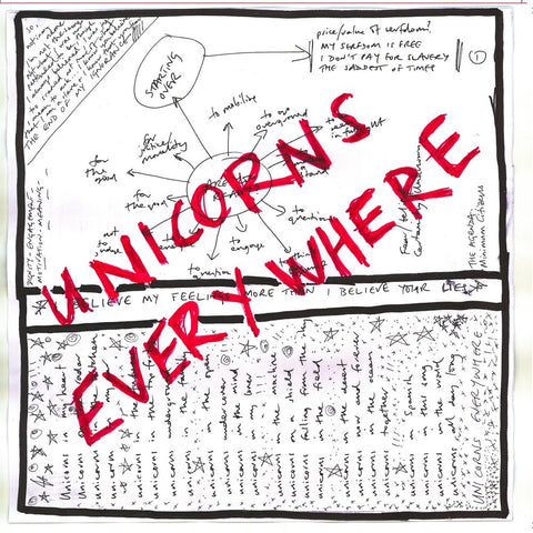 YOUNGS, RICHARD - Unicorns Everywhere