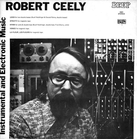 CEELY, ROBERT - Instrumental and Electronic Music