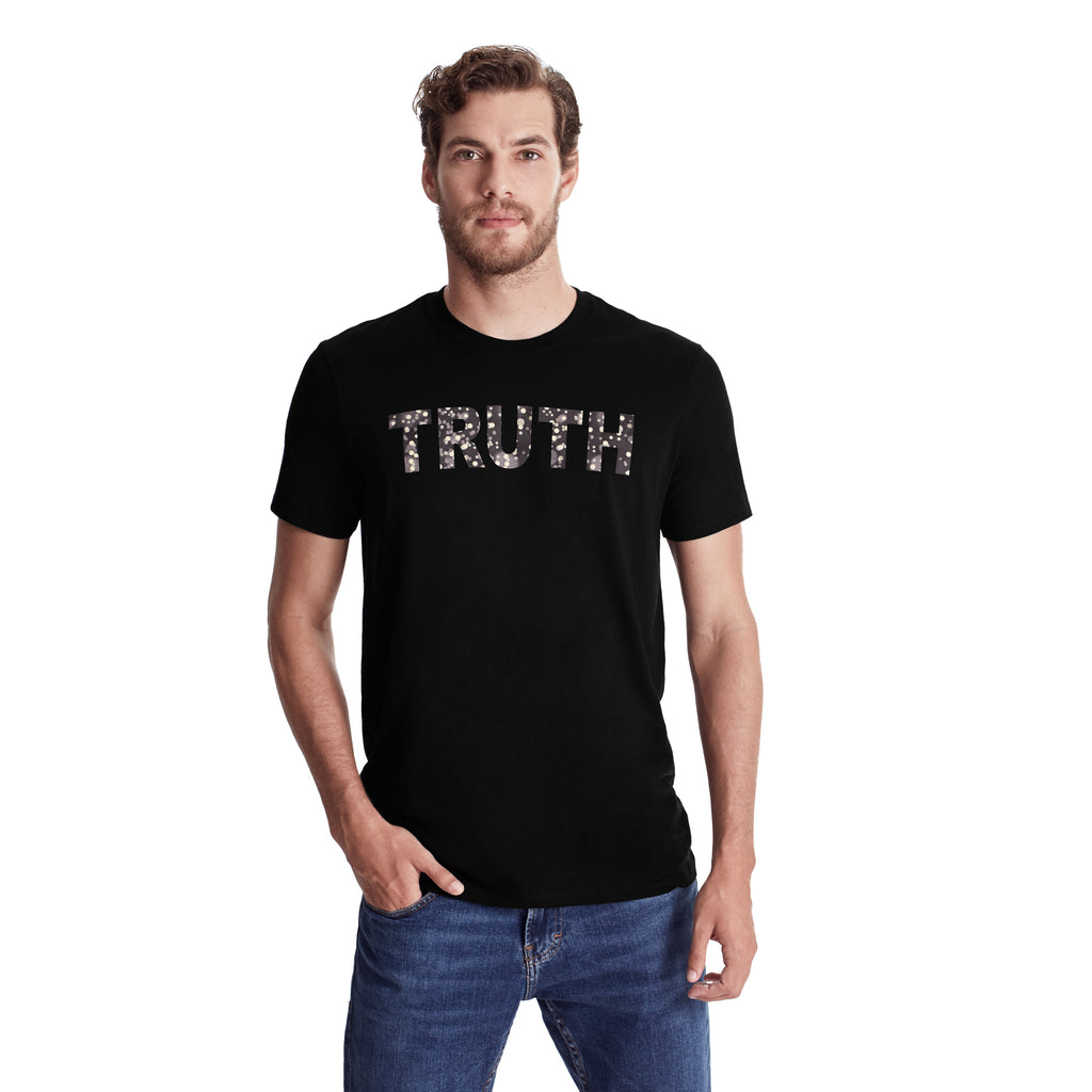 Men TRUTH IN LIGHTS Graphic Tee