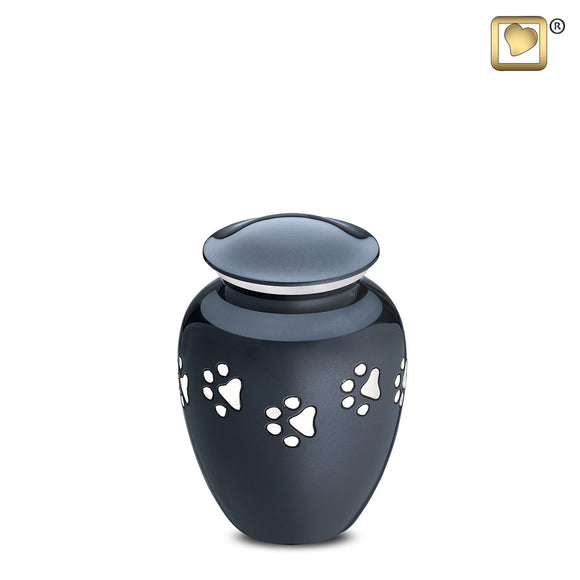 Classic Paw Print Urn (Small) - P212S