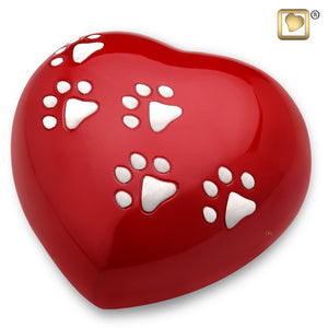 LovePaws™ Heart Red (Large) - P632L