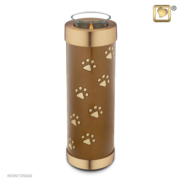 Pet Bronze Tall (Tealight Urn) - T657
