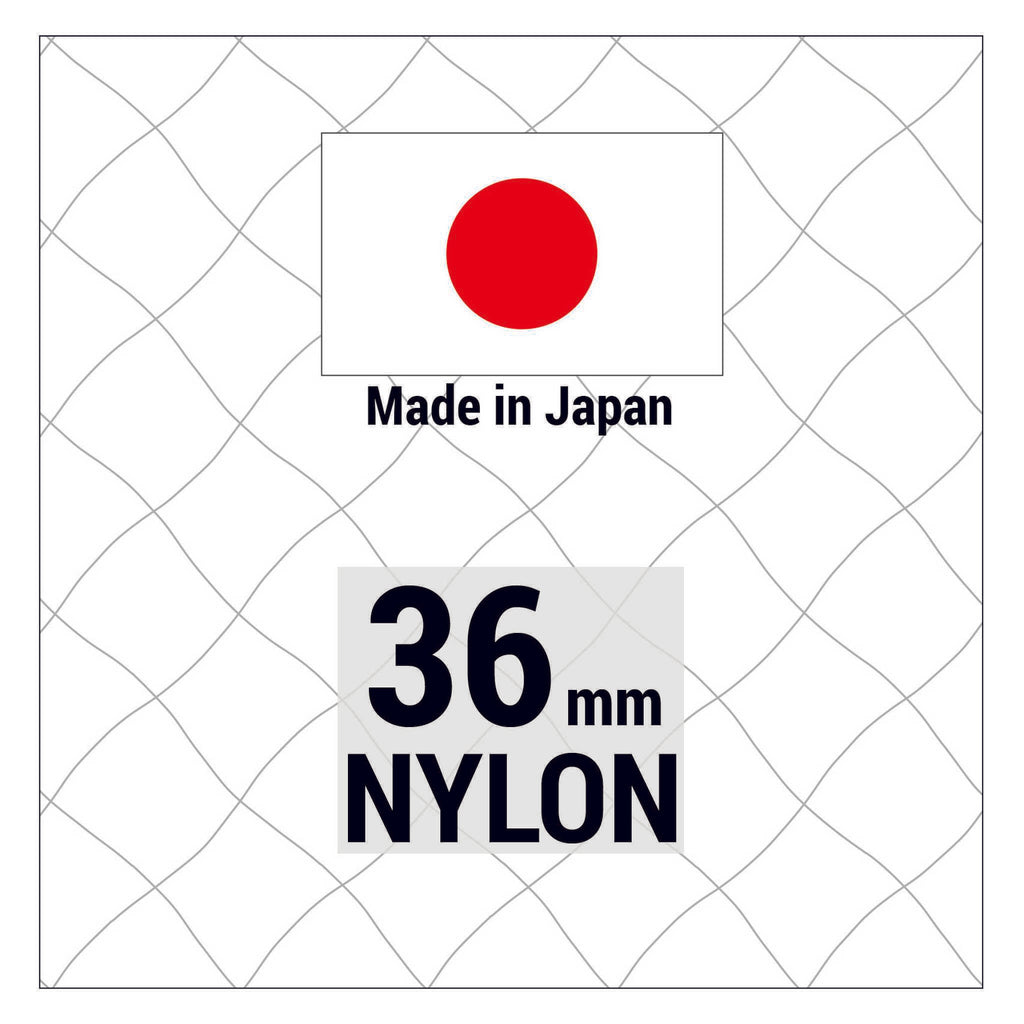 Japanese Nylon 36mm mesh