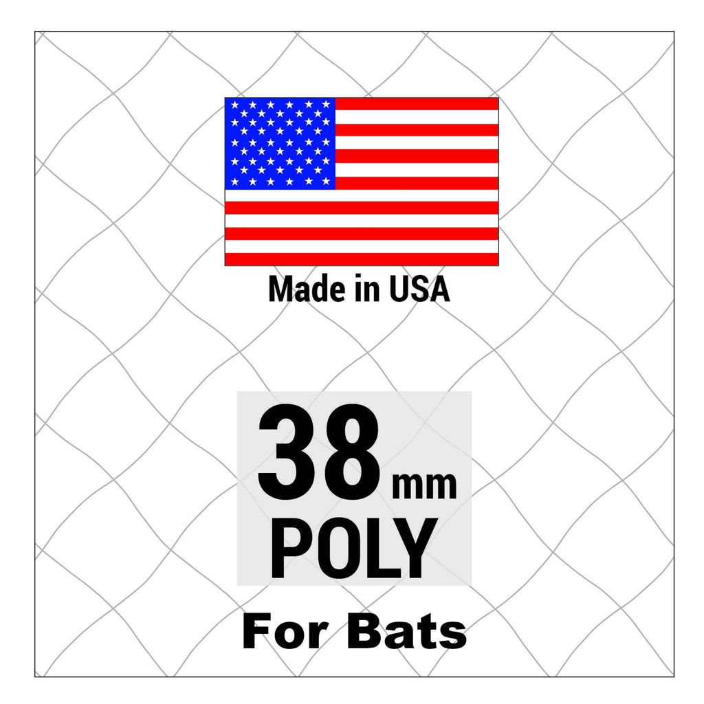Avinet Polyester 38mm mesh - For Bats