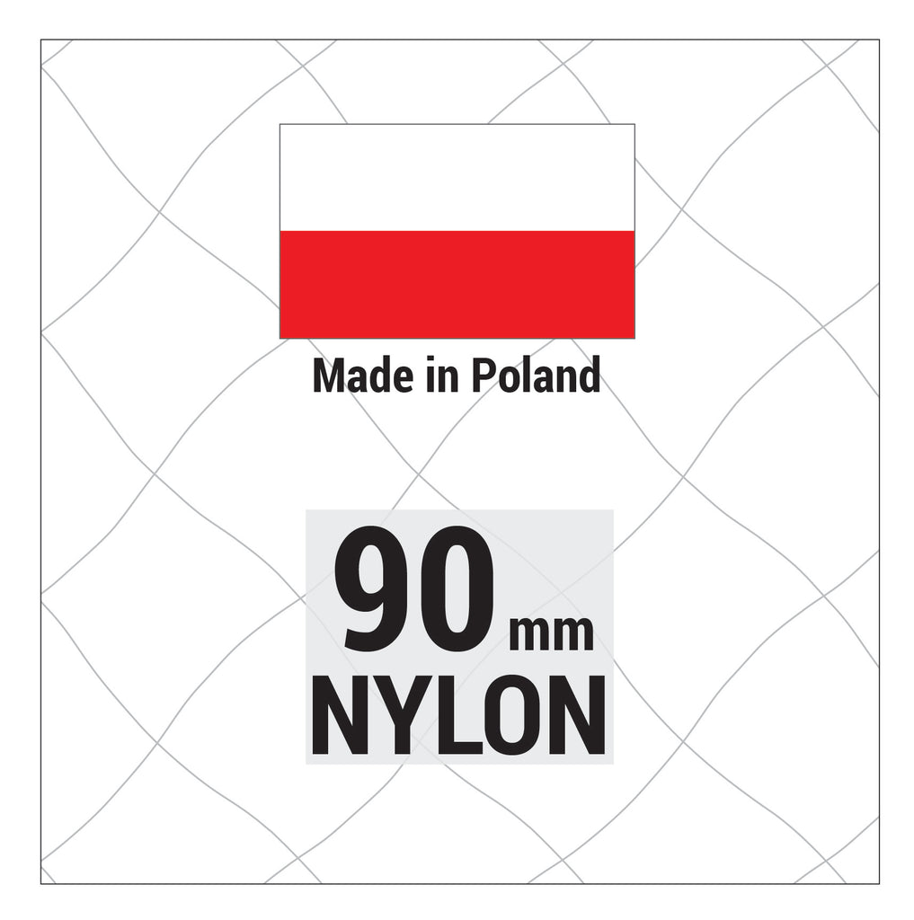 Ecotone Nylon 90mm mesh - 110 Denier/2 Ply