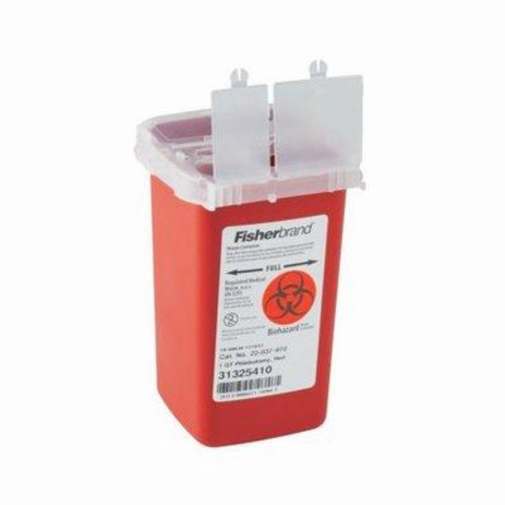 Fisherbrand Sharps Container 1Qt