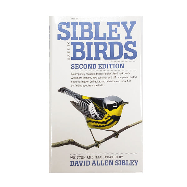 The Sibley Guide to Birds, 2nd Edition by David Allen Sibley