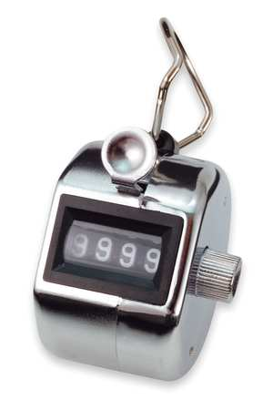 Heavy Duty Hand Tally Counter