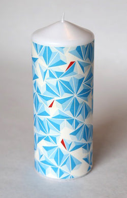 Kerti frost - Candle Frost pattern