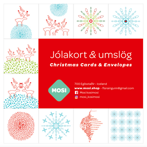 Jólakort - Christmas Cards