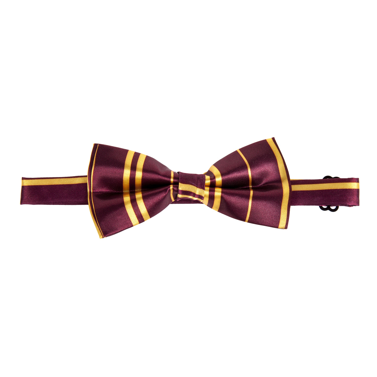 Pre-tied Printed Bow Tie - Maroon Harry Potter