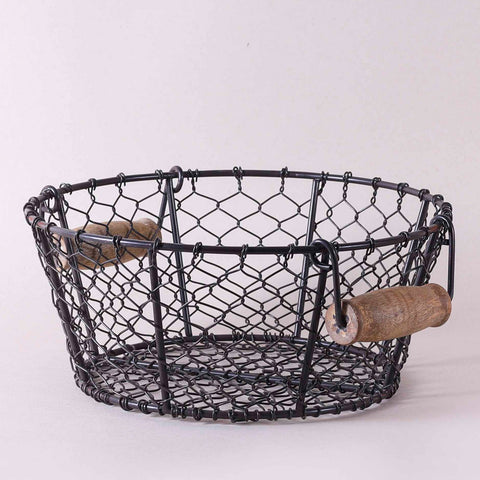 HEXA WIRE BASKET