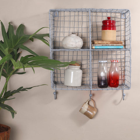 TOKRA BOX ORGANISER RACK