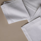 LINEN BASICS TABLE NAPKIN WHITE - S/6