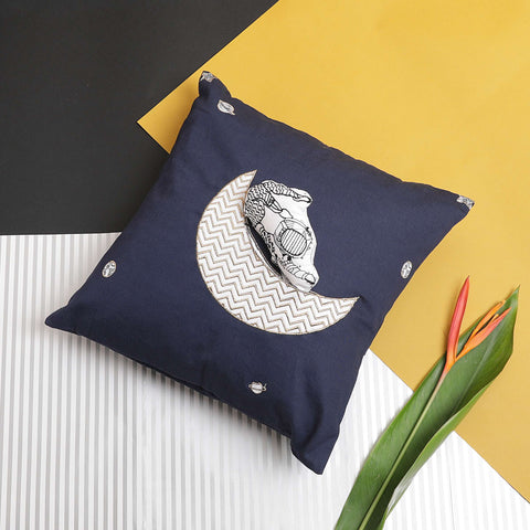 POCKET ROCKET MAN CUSHION AND TOY