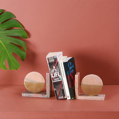 MABRA ROUND BOOKEND