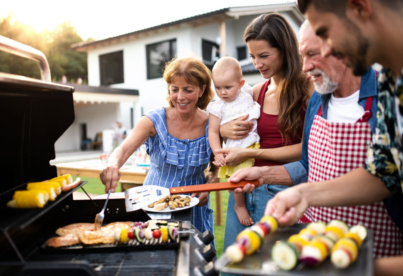 5 Tips to Make a BBQ More Gluten Free Friendly