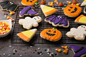 Easy Spooktacular Gluten Free Halloween Treats