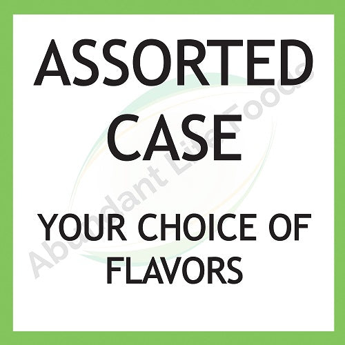 Assorted Dry Flavoring Syrup Mix Case