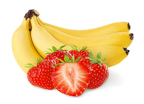 Sugar Free Strawberry Banana Dry Flavoring Syrup Mix