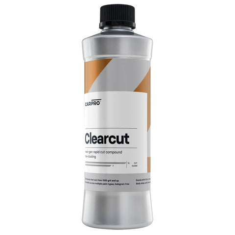 CarPro ClearCUT Rapid Cut Compound 500ml