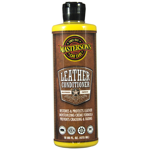 MASTERSON'S LEATHER CONDITIONER (16 oz) - MCC_116_16