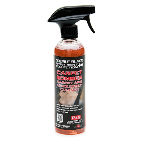 P&S Carpet Bomber Carpet & Upholstery Cleaner W/Sprayer 16oz