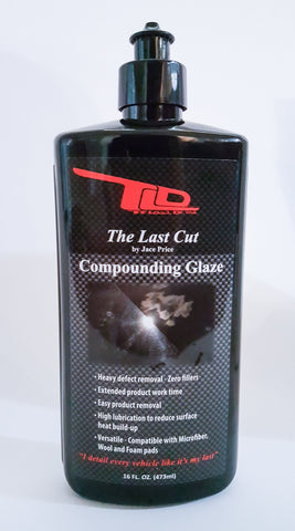 The Last Cut - Compounding Glaze 16 oz