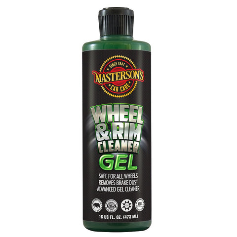 MASTERSON'S WHEEL & RIM CLEANER GEL (16 oz) - MCC_107_16
