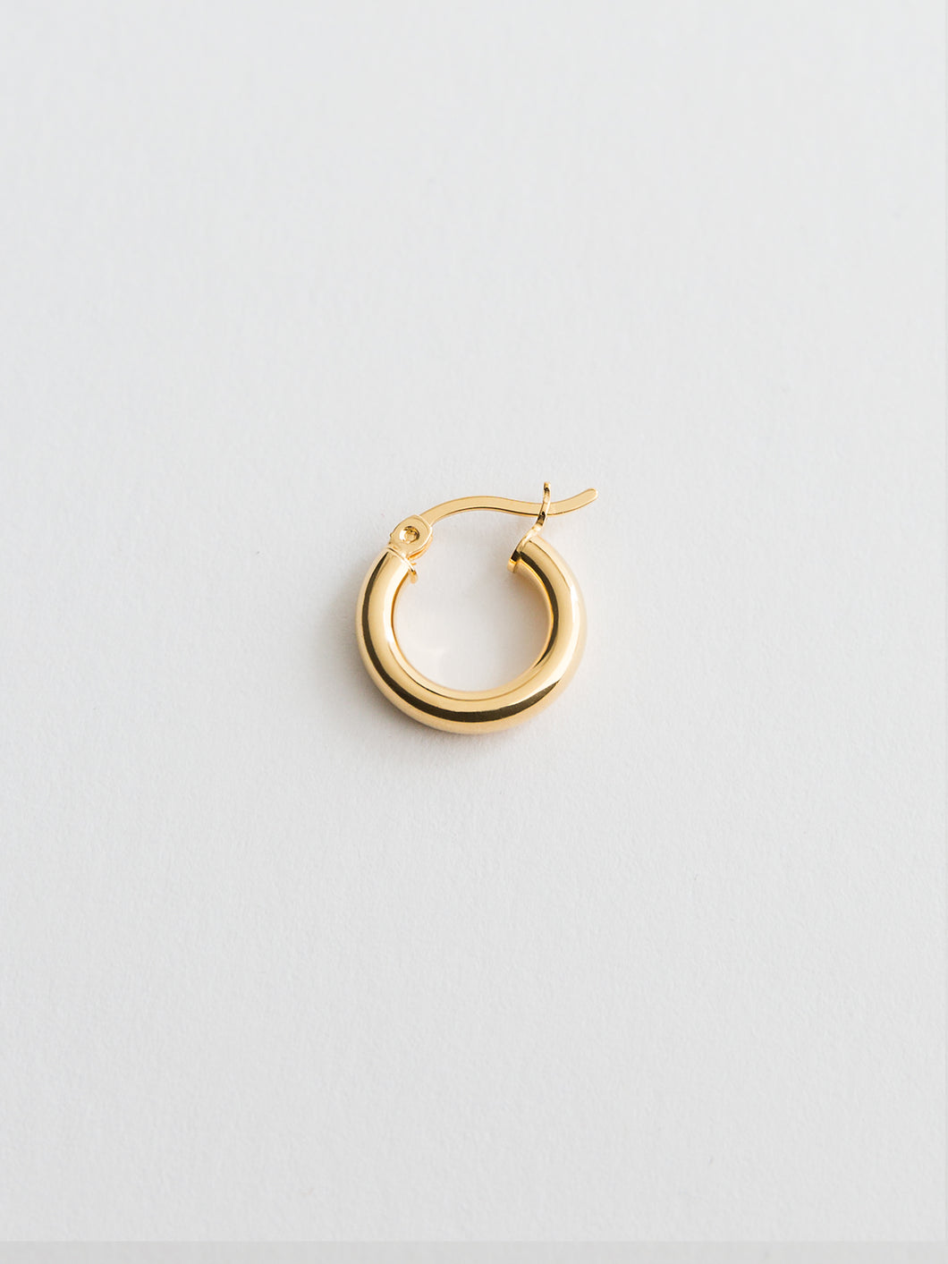 Mini Hoop - GOLD