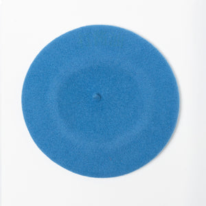 JE NE SOY QUOI BERET - LOTUS BLUE SOLD OUT