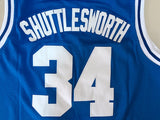 Jesus Shuttlesworth #34 Lincoln Jersey