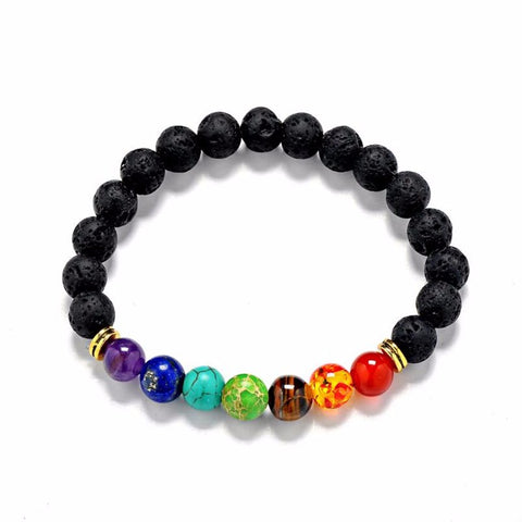 1KingBrand Earth Elemental Bracelet