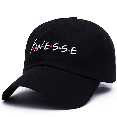 Finesse Dad Hat Front