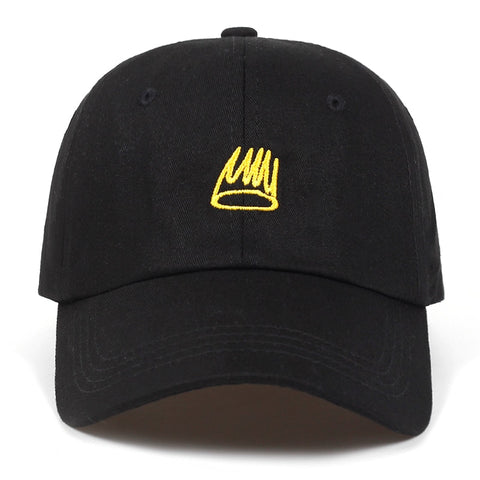 """Born Sinner"" Crown Dad Hat"