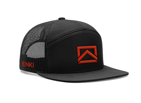 ENKI Icon- Urban Trucker Hat
