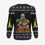 I Want You - Dark Souls Sweatshirt