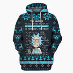 You Matter or You Energy - Rick and Morty Hoodie
