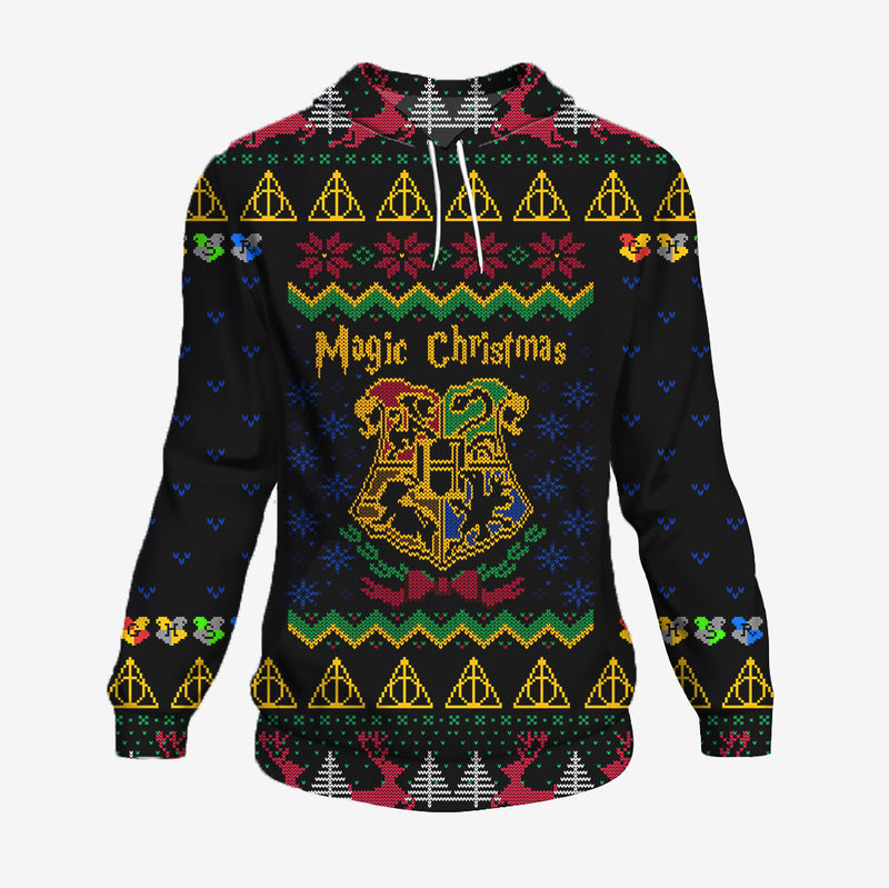 Magic Christmas - Harry Potter Hoodie