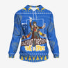 The 4th Doctor Dashing Through The Space and Time - Doctor Who Hoodie