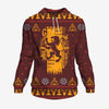 Gryffindor House Flag - Harry Potter Hoodie