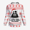 I Find Your Lack of Cheer Disturbing - Star Wars Hoodie