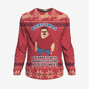 Christmas Celebration - Parks and Recreation Sweatshirt