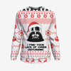I Find Your Lack of Cheer Disturbing - Star Wars Sweatshirt