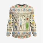 Ancient Rick - Rick and Morty Sweatshirt