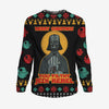 Merry Christmas You Filthy Jedi Rebel - Star Wars Sweatshirt